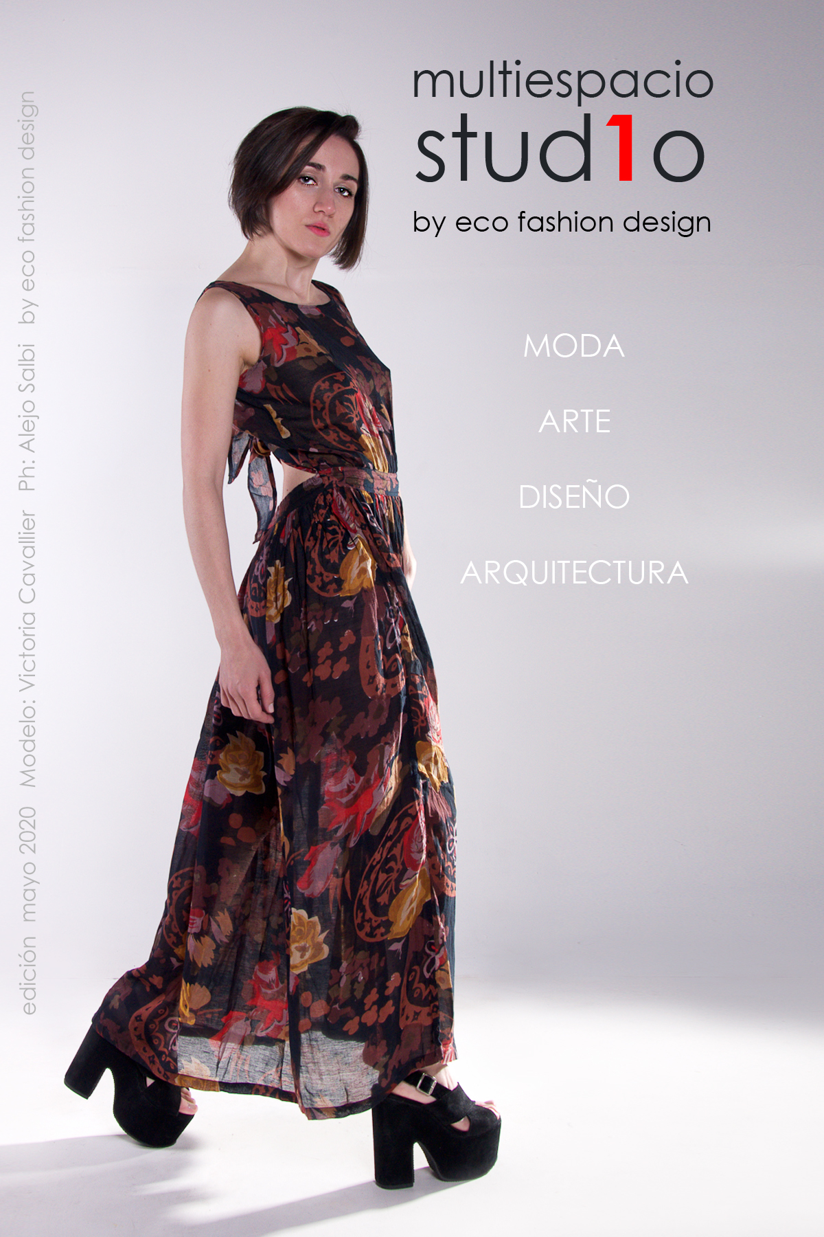 Cover Eco Fashion Design - Mayo 2020