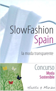 Slow Fashion Spain Contest